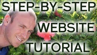 Beginner WordPress Tutorial (Step By Step) - 2013